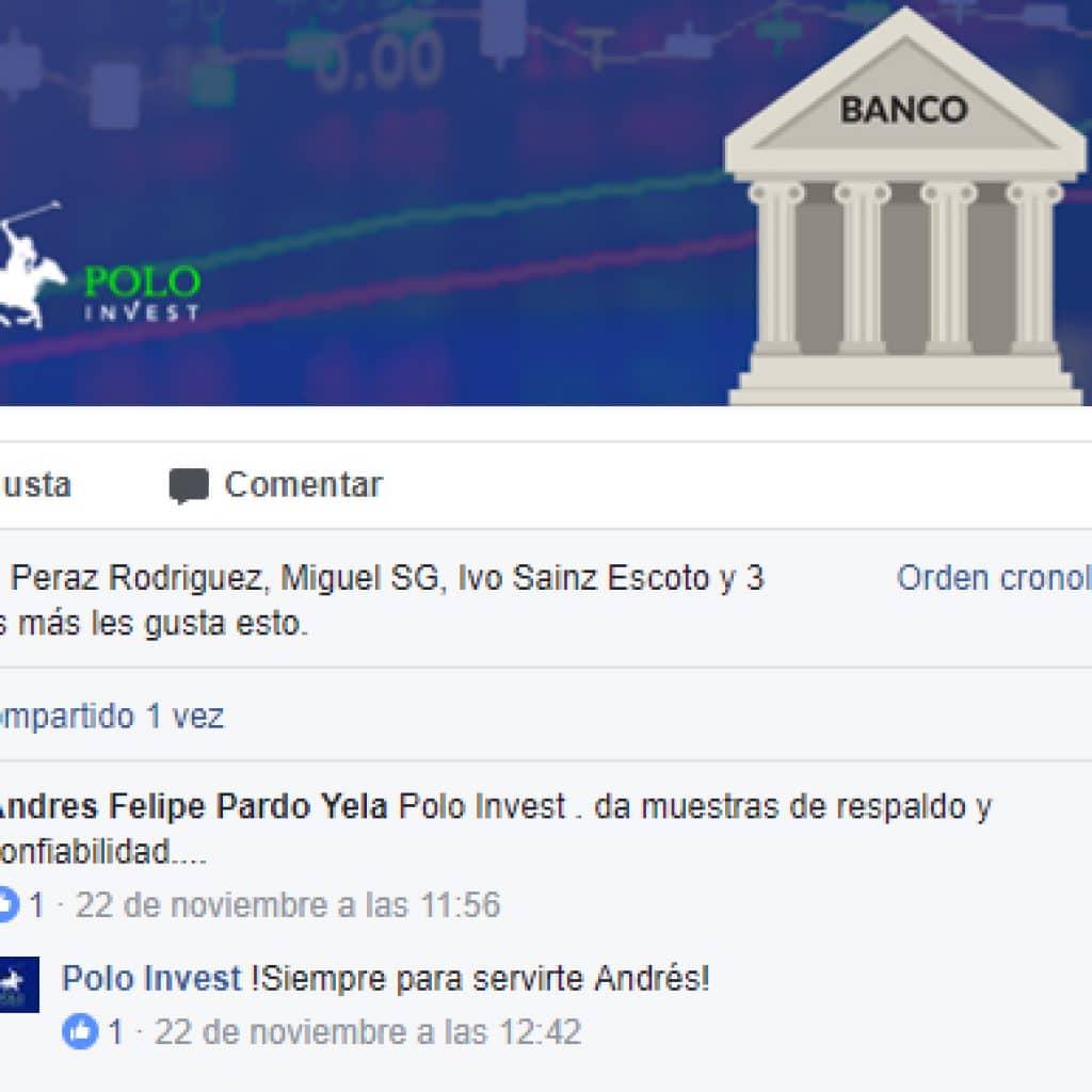 comentarios de Poloinvest